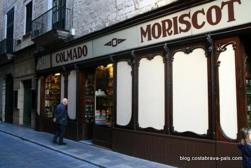 Colmado Moriscot, Gérone