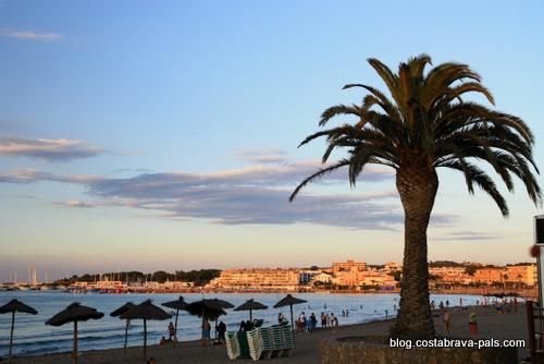L' Escala en Espagne sur la Costa Brava - Riells