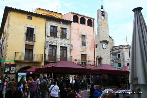 Les marchés de la Costa Brava - torroella