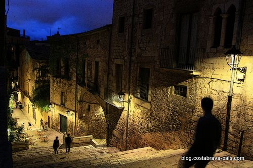 Que faire à Gérone, découvrir les lieux d'intérêt à Gérone. vieille ville