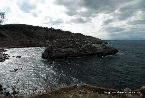 les plages de l'escala - Illa mateua