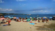 plages de l'escala - Plage du port - Platja