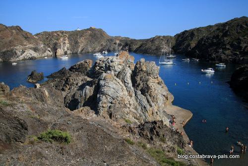 Cala Culip, Cadaques - plus belles criques sur la Costa Brava