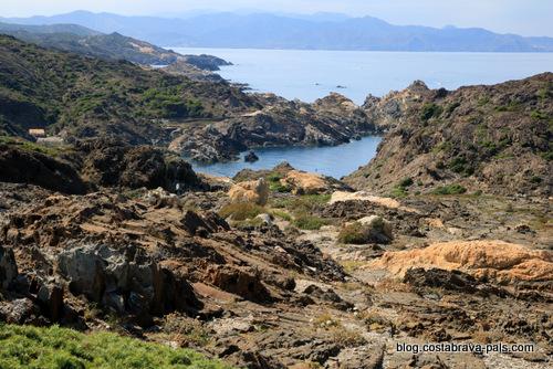 plus belles criques sur la Costa Brava - Cala Culip