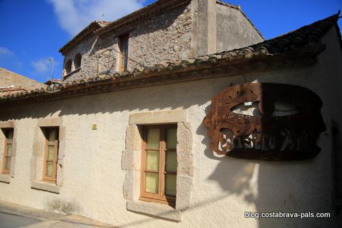 Castell d'Aro village médieval costa Brava