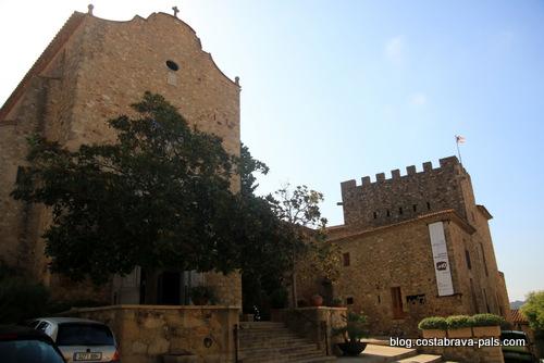 Castell d'Aro
