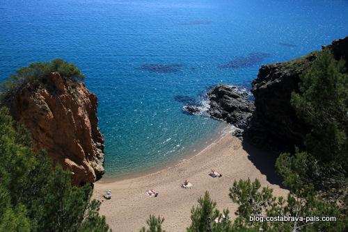 plus belles criques de la Costa Brava. - begur Illa Roja