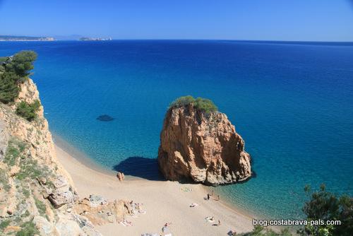 plus belles criques de la Costa Brava. - Illa Roja - Begur