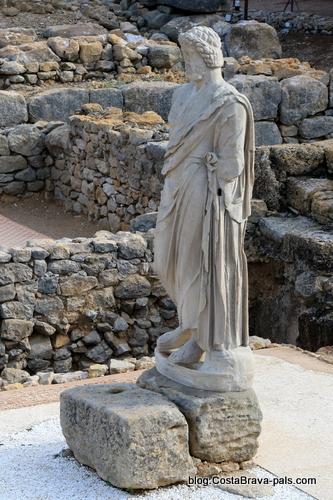 Ruines d'Empuries Costa Brava - Asclepios