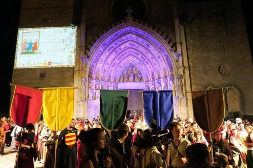 festival médiéval de Castello d'Empuries 2017