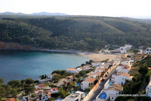 Cala montgo - L'escala - plus belles criques sur la Costa Brava