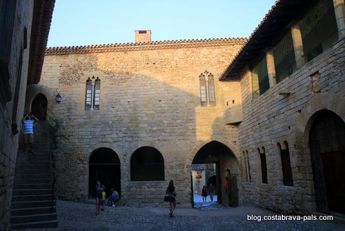 le château de peratallada
