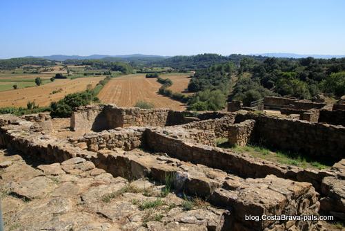 site archéologique Ullastret indikets