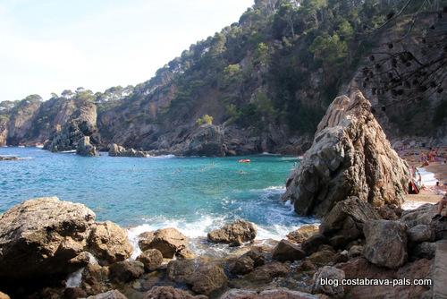 cala golfet - 15 plus belles plages de la Costa Brava