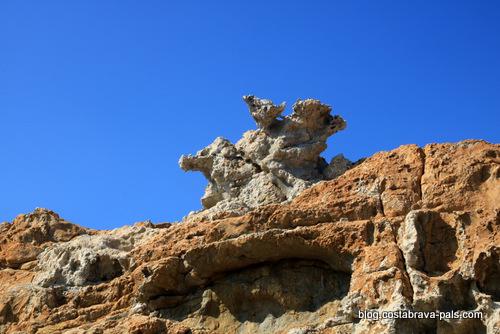 Tudela Cap de creus Catalogne - l'aigle