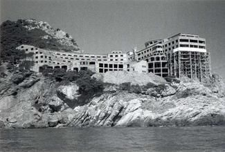 construction de Cap sa Sal Begur Costa Brava