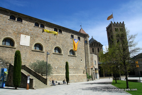 monastère de Ripoll