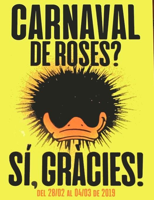 Carnaval Rosas 2019
