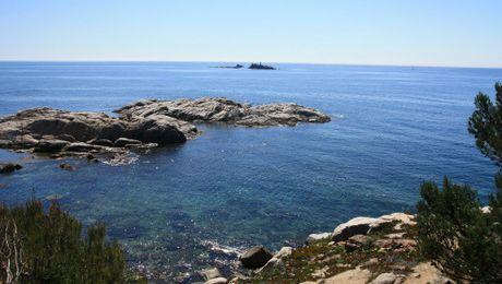 les iles Formigues