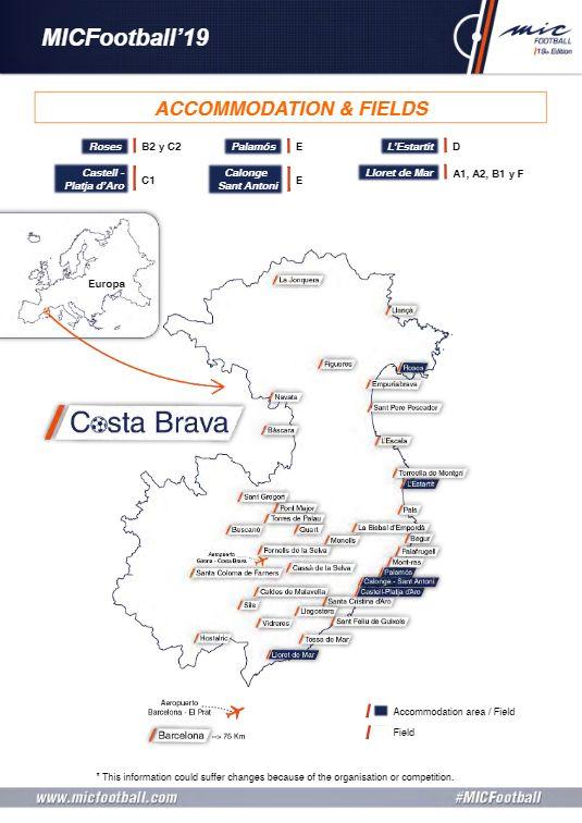 MIC Costa Brava 2019 cartes