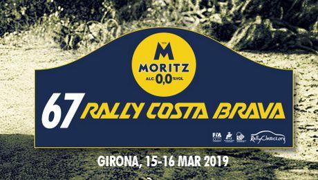 Rallye Moritz Costa Brava 2019