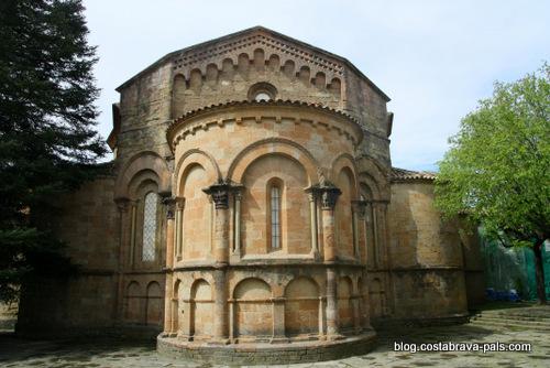 Le monastère de Sant Joan de les Abadesses