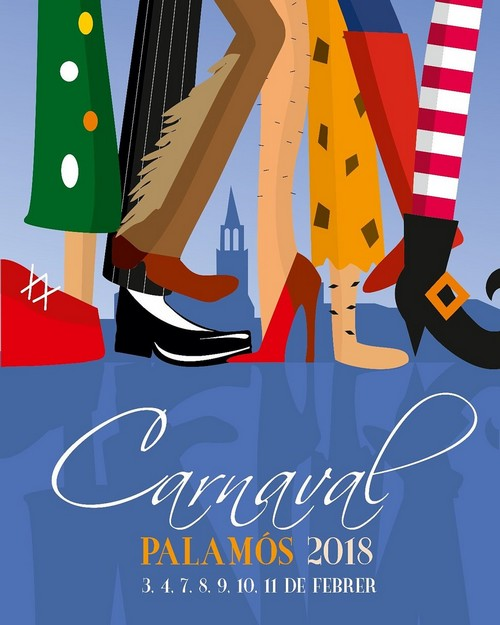 carnaval costa brava 2018 Palamos