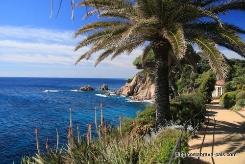 jardins de mar i murtra, blanes - Que faire à Blanes sur la Costa Brava