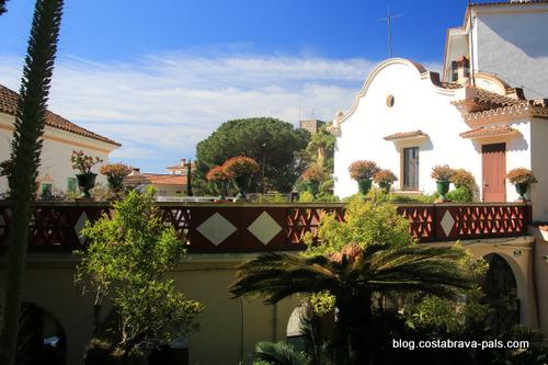 jardins de Marimurtra à Blanes, sur la Costa Brava espagne