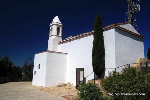 Que faire à Blanes sur la Costa Brava - Eglise santa maria