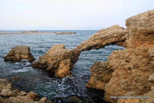 L' Escala en Espagne sur la Costa Brava Balade empuries (1)