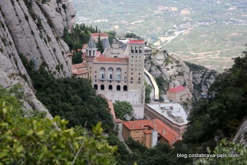 Visiter le monastère de Montserrat en catalogne