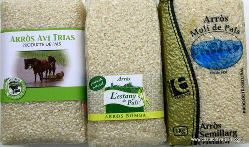 Le riz de Pals, un produit authentique de la Costa Brava
