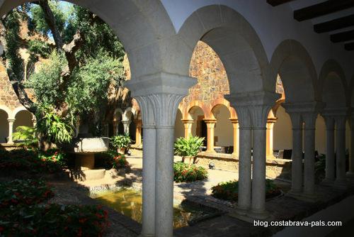 jardins du Cap Roig - le château