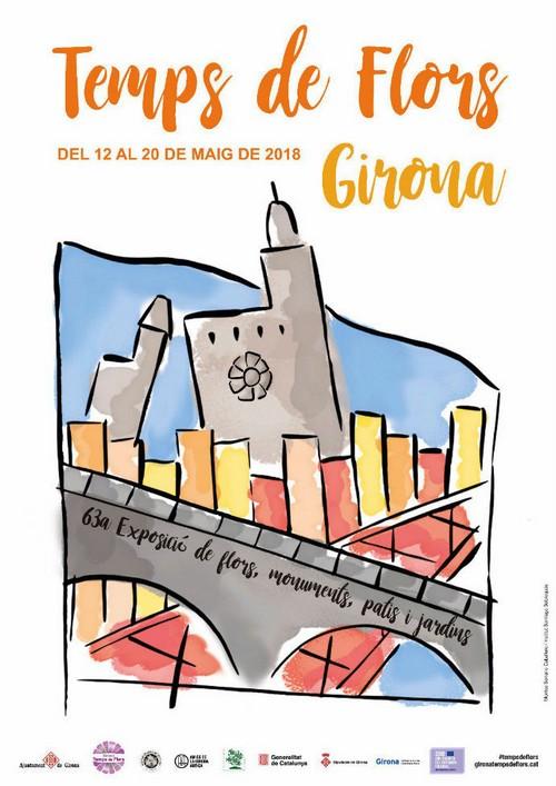 festival-des-fleurs-de-Gérone-temps-de-flors-2018