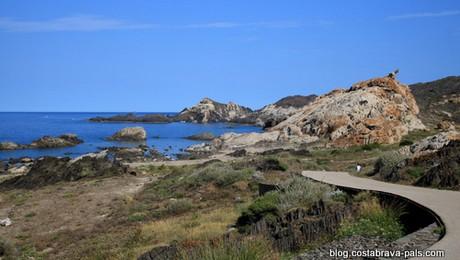 déconstruction du Club Med au Cap de Creus - Tudela