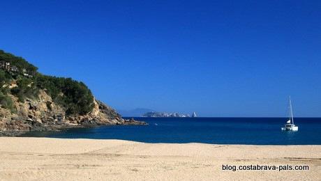 idées reçues sur la Costa Brava - c'est bétonné! (Sa riera)