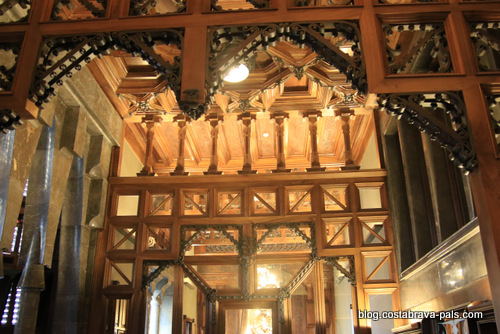 palais Guell à Barcelone - Palau Guell -