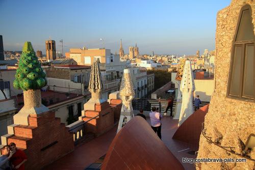 guide Gaudi à Barcelone : Palau Guell