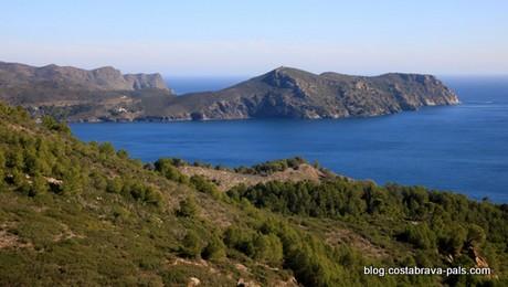 Balade au Cap Norfeu à Rosas