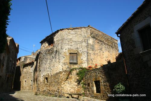 RUPIA - villages médiévaux de la Costa Brava