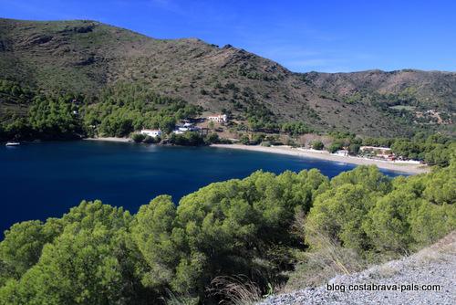 Cala Montjoi - 15 plus belles plages de la Costa Brava