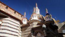 L'église moderniste de Lloret de Mar,