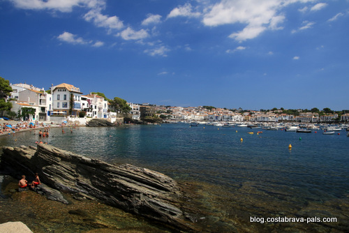 Es Llanes - Cadaques - 15 plus belles plages de la Costa Brava