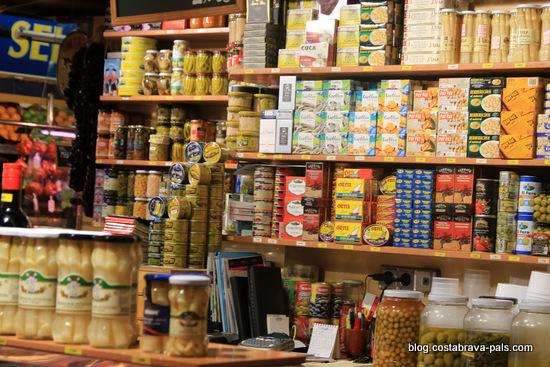 marché de Barcelone - Barcelone en 10 visites incontournables