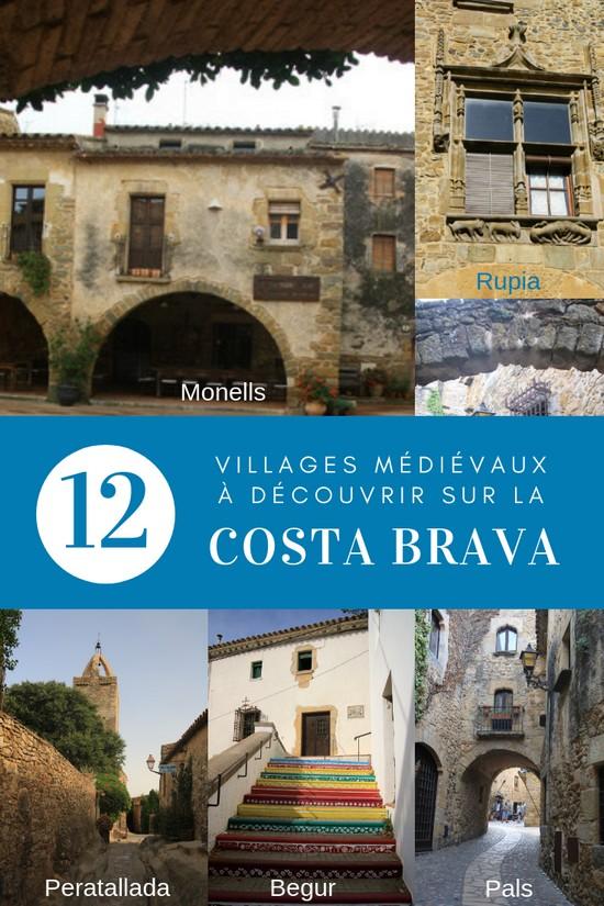 12 villages en arrière pays de la costa Brava à découvrir