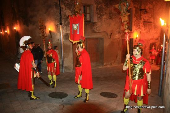 procession de Verges Costa Brava