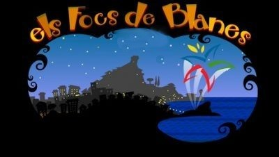 feux d'artifices blanes costa brava