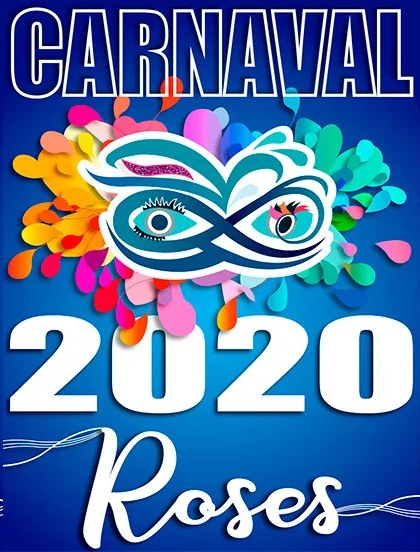 Carnaval costa brava roses rosas 2020