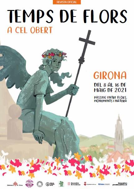 Fête des fleurs Gérone 2021, Girona temps de Flors 2021